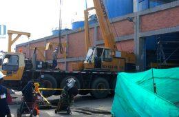 Montaje, desmontaje y traslado de fábricas